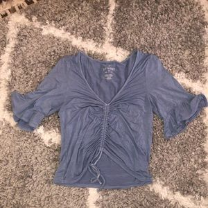 Womens American Eagle Soft And Sexy Scrunch Front
